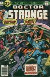 Doctor Strange #17 comic books - cover scans photos Doctor Strange #17 comic books - covers, picture gallery