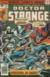 Doctor Strange #19 comic books - cover scans photos Doctor Strange #19 comic books - covers, picture gallery