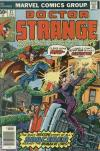 Doctor Strange #21 comic books - cover scans photos Doctor Strange #21 comic books - covers, picture gallery