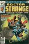 Doctor Strange #23 comic books - cover scans photos Doctor Strange #23 comic books - covers, picture gallery