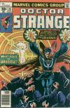 Doctor Strange #24 comic books - cover scans photos Doctor Strange #24 comic books - covers, picture gallery