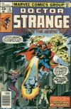 Doctor Strange #27 comic books - cover scans photos Doctor Strange #27 comic books - covers, picture gallery
