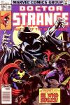Doctor Strange #29 comic books - cover scans photos Doctor Strange #29 comic books - covers, picture gallery