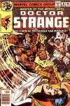 Doctor Strange #31 comic books - cover scans photos Doctor Strange #31 comic books - covers, picture gallery