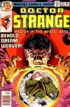 Doctor Strange #32 comic books - cover scans photos Doctor Strange #32 comic books - covers, picture gallery