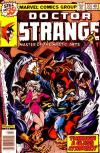 Doctor Strange #33 comic books - cover scans photos Doctor Strange #33 comic books - covers, picture gallery