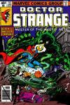Doctor Strange #35 comic books - cover scans photos Doctor Strange #35 comic books - covers, picture gallery