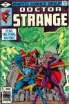 Doctor Strange #37 comic books - cover scans photos Doctor Strange #37 comic books - covers, picture gallery