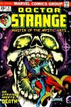 Doctor Strange #4 comic books - cover scans photos Doctor Strange #4 comic books - covers, picture gallery