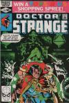 Doctor Strange #43 comic books - cover scans photos Doctor Strange #43 comic books - covers, picture gallery