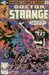 Doctor Strange #44 comic books - cover scans photos Doctor Strange #44 comic books - covers, picture gallery