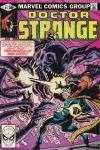 Doctor Strange #45 comic books - cover scans photos Doctor Strange #45 comic books - covers, picture gallery