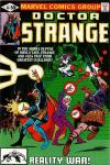 Doctor Strange #46 comic books - cover scans photos Doctor Strange #46 comic books - covers, picture gallery