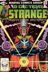 Doctor Strange #49 comic books for sale