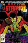 Doctor Strange #52 comic books - cover scans photos Doctor Strange #52 comic books - covers, picture gallery