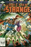 Doctor Strange #54 comic books - cover scans photos Doctor Strange #54 comic books - covers, picture gallery