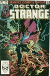 Doctor Strange #55 comic books - cover scans photos Doctor Strange #55 comic books - covers, picture gallery
