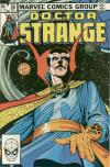Doctor Strange #56 comic books for sale