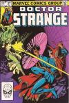Doctor Strange #57 comic books - cover scans photos Doctor Strange #57 comic books - covers, picture gallery