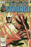 Doctor Strange #58 comic books for sale