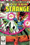 Doctor Strange #59 comic books - cover scans photos Doctor Strange #59 comic books - covers, picture gallery
