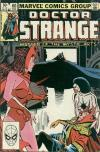 Doctor Strange #60 comic books for sale
