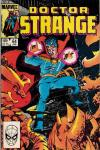 Doctor Strange #64 comic books - cover scans photos Doctor Strange #64 comic books - covers, picture gallery