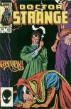 Doctor Strange #65 comic books - cover scans photos Doctor Strange #65 comic books - covers, picture gallery
