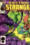 Doctor Strange #66 comic books - cover scans photos Doctor Strange #66 comic books - covers, picture gallery