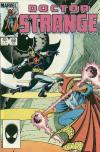 Doctor Strange #68 comic books - cover scans photos Doctor Strange #68 comic books - covers, picture gallery