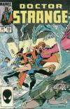 Doctor Strange #69 comic books - cover scans photos Doctor Strange #69 comic books - covers, picture gallery