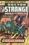 Doctor Strange #7 comic books - cover scans photos Doctor Strange #7 comic books - covers, picture gallery