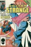 Doctor Strange #74 comic books - cover scans photos Doctor Strange #74 comic books - covers, picture gallery