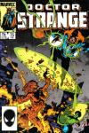 Doctor Strange #75 comic books - cover scans photos Doctor Strange #75 comic books - covers, picture gallery