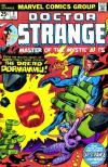 Doctor Strange #9 comic books - cover scans photos Doctor Strange #9 comic books - covers, picture gallery