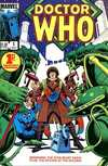 Doctor Who comic books