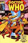 Doctor Who #8 comic books - cover scans photos Doctor Who #8 comic books - covers, picture gallery