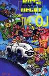 Doin' Time with OJ #1 comic books - cover scans photos Doin' Time with OJ #1 comic books - covers, picture gallery