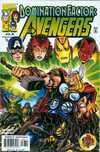 Domination Factor: Avengers #3 Comic Books - Covers, Scans, Photos  in Domination Factor: Avengers Comic Books - Covers, Scans, Gallery