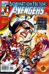 Domination Factor: Avengers #4 comic books - cover scans photos Domination Factor: Avengers #4 comic books - covers, picture gallery