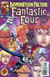 Domination Factor: Fantastic Four #4 comic books - cover scans photos Domination Factor: Fantastic Four #4 comic books - covers, picture gallery