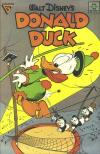 Donald Duck #261 comic books - cover scans photos Donald Duck #261 comic books - covers, picture gallery