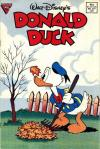 Donald Duck #277 comic books - cover scans photos Donald Duck #277 comic books - covers, picture gallery