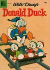 Donald Duck #61 comic books - cover scans photos Donald Duck #61 comic books - covers, picture gallery