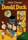 Donald Duck #62 comic books - cover scans photos Donald Duck #62 comic books - covers, picture gallery