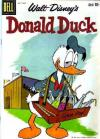 Donald Duck #66 comic books - cover scans photos Donald Duck #66 comic books - covers, picture gallery