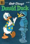 Donald Duck #70 comic books - cover scans photos Donald Duck #70 comic books - covers, picture gallery