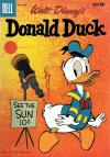Donald Duck #71 comic books - cover scans photos Donald Duck #71 comic books - covers, picture gallery