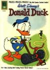 Donald Duck #78 comic books - cover scans photos Donald Duck #78 comic books - covers, picture gallery