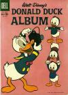 Donald Duck Album comic books